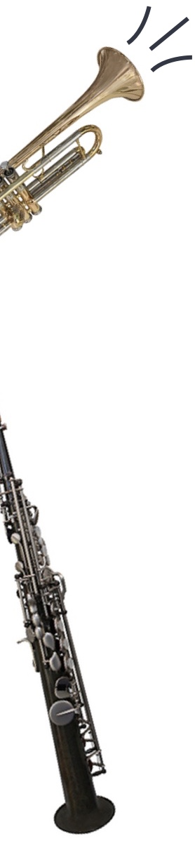 Trumpet and Clarinet
